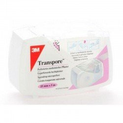 3M | Transpore Sparadrap Microperforé